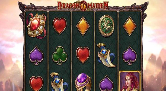 dragon maiden slotikas